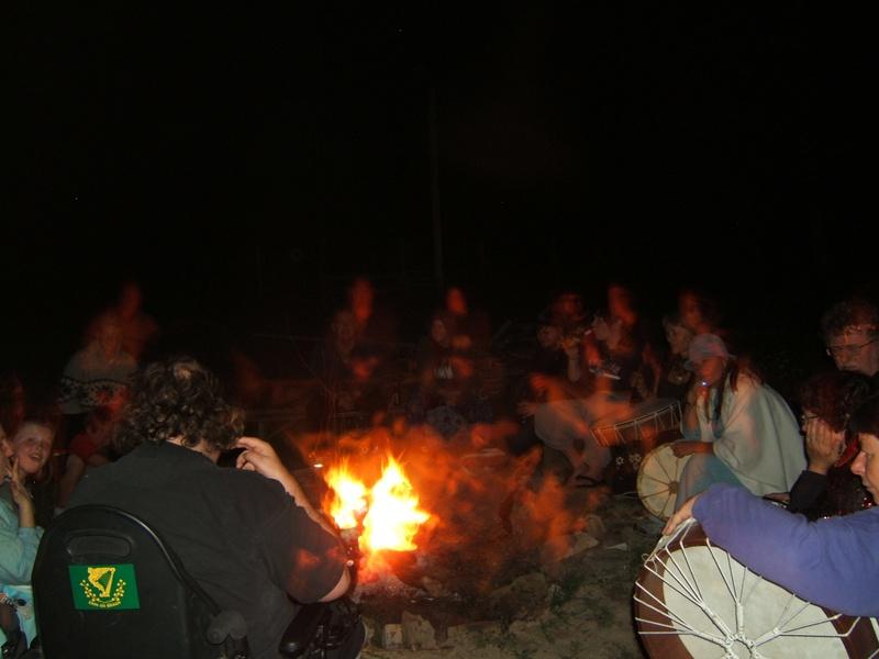 Midsummer Fire 1