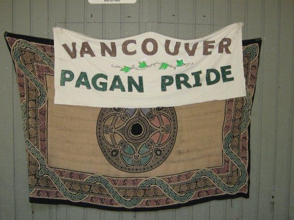 Pagan Pride Banner